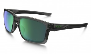 Oakley Mainlink - Gray Smoke / Jade Iridium OO9264-04